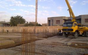 Multi purposes sport hall in Salahddin governorate