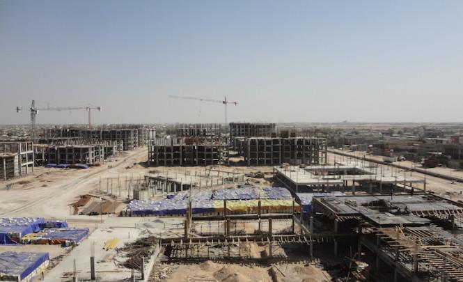 Alzubair Housing Compound